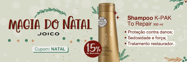 Natal Joico - Shampoo K-PAK To Repair Damage 300 ml