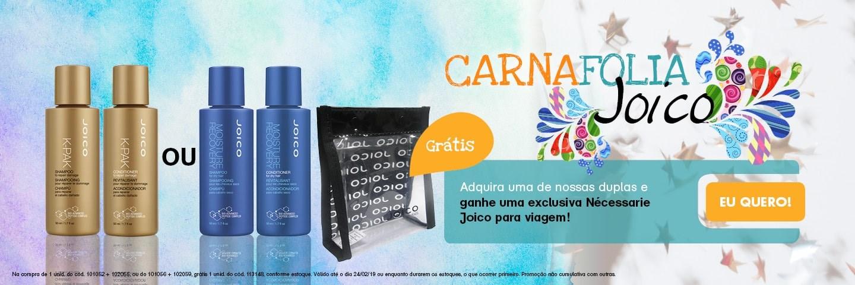 CarnaFolia Joico Promo Miniaturas