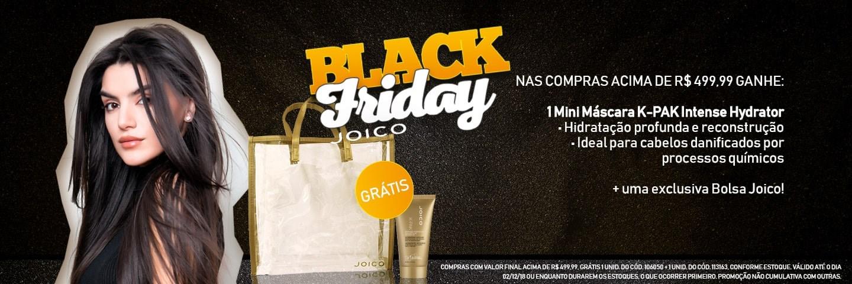 Black Friday - Promo Acima de 499,99