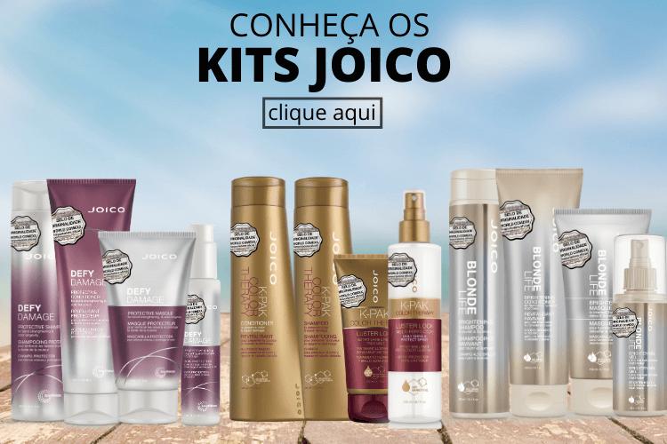 Banner Kit Joico Vitrine