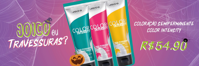 Halloween 2021 - Coloração Semipermanente Color Intensity