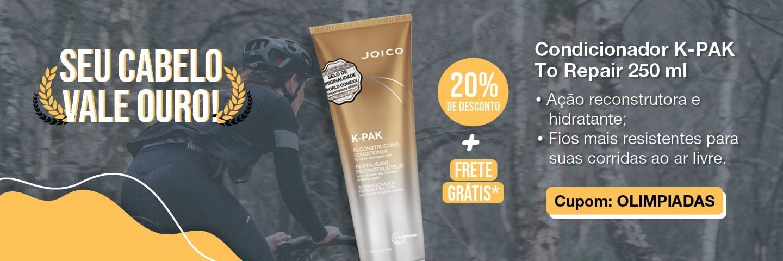 Olimpíadas - Máscara de Hidratação Joico K-PAK Intense Hydrator Smart Release
