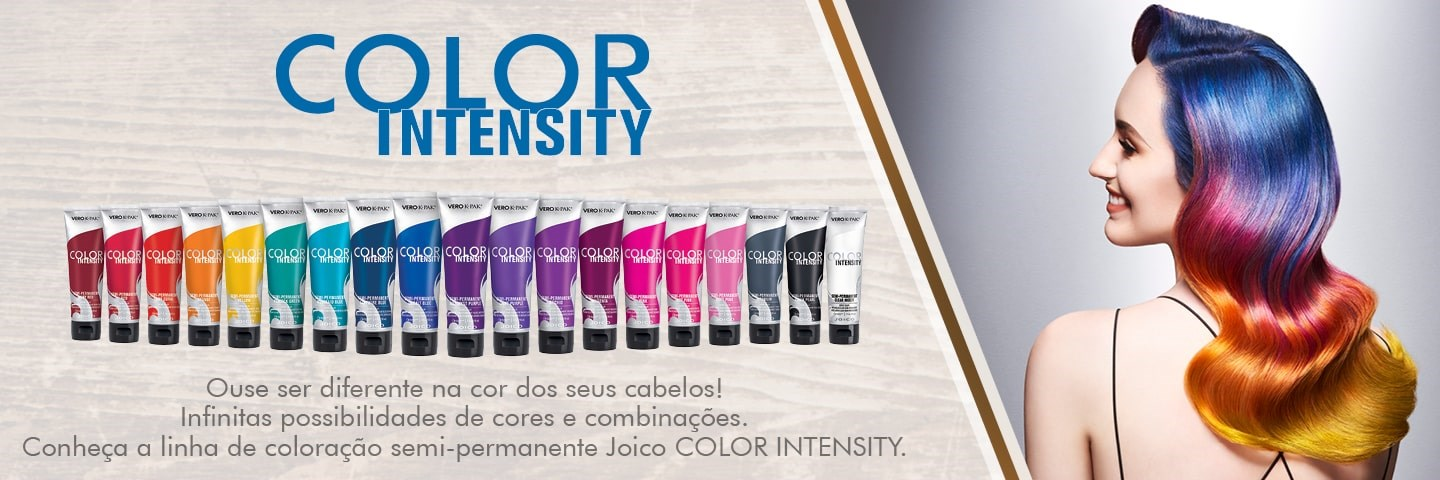 Joico Linha Color Intensity
