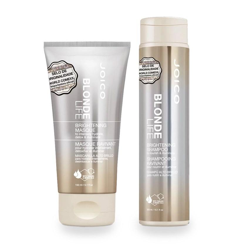Duo Kit Blonde Life Shampoo e Máscara