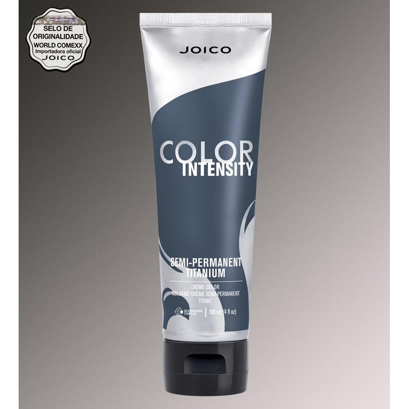 Coloração Cinza Joico Vero K-PAK Color Intensity Titanium 118 ml