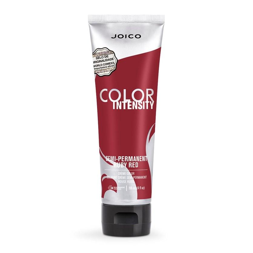 Coloração Vermelha Joico Vero K-PAK Color Intensity Ruby Red 118 ml