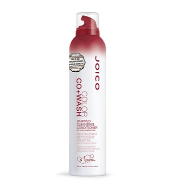 Condicionador de Limpeza Joico Color Co+Wash 245 ml para Cabelos Coloridos