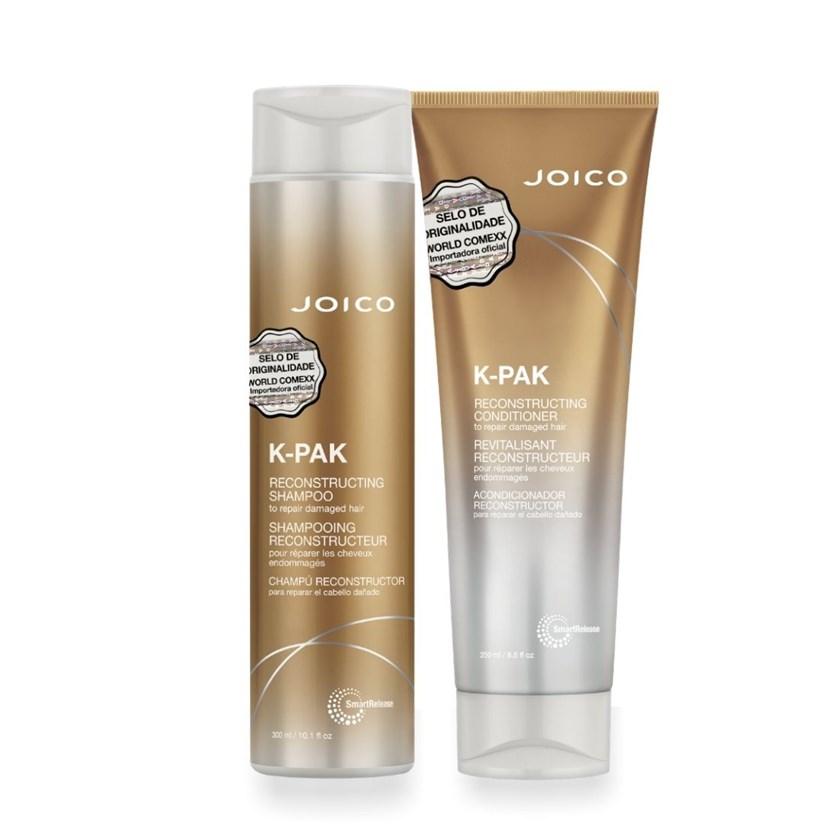 Kit Duo Joico K-PAK Smart Release (Shampoo e Condicionador)