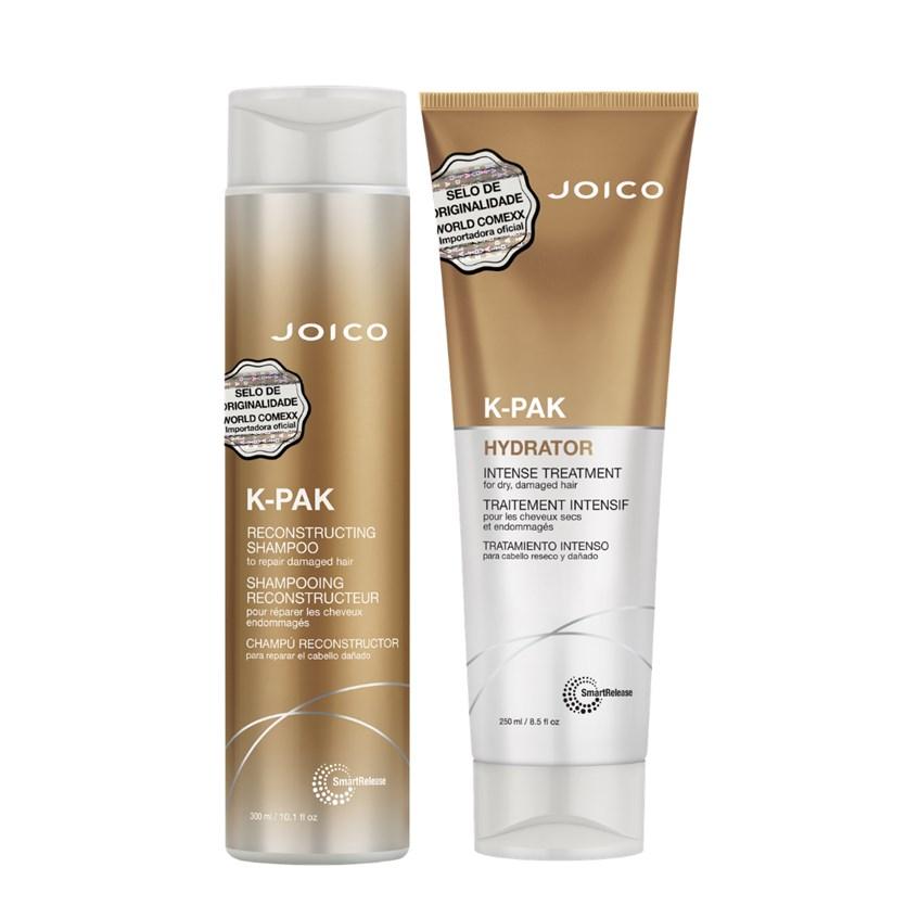 Kit Duo Joico K-PAK Smart Release (Shampoo e Máscara)