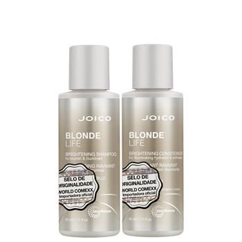 Kit Duo Mini Joico Blonde Life Shampoo e Condicionador