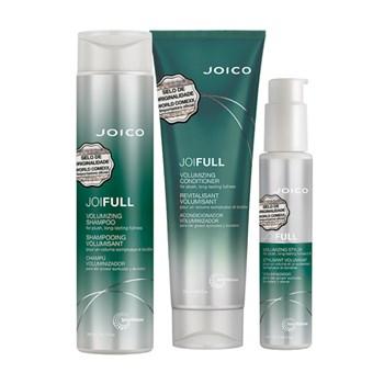 Kit Triplo para Dar Volume Joico Joifull Smart Release (Shampoo, Condicionador e Leave-in Modelador)