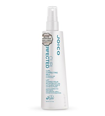 Leave-In para Cabelos Cacheados Joico Curl Perfected Correcting Milk 150 ml