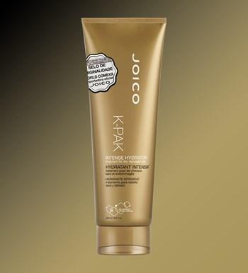 Máscara de Hidratação Profunda Joico K-PAK Hydrator 250 ml para Cabelos Secos e Danificados