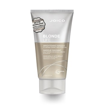 Máscara para Iluminação e Hidratação Joico Blonde Life Smart Release 150ml