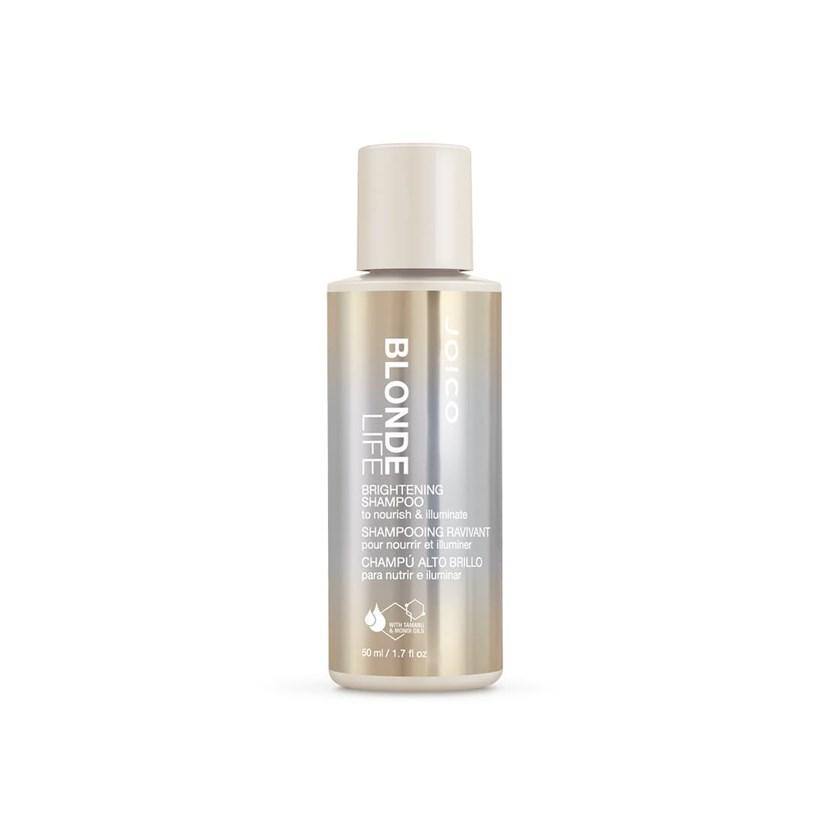 Shampoo Iluminador Joico Blonde Life para Cabelos Loiros 50ml