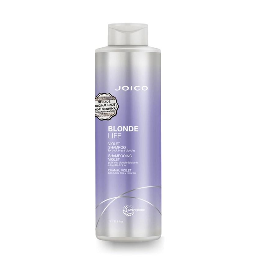 Shampoo Joico Blonde Life Violet Smart Release 1000ml