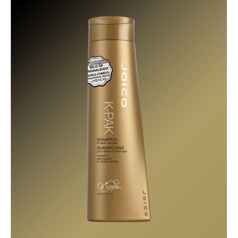 Shampoo Joico K-Pak To Repair Damage 300 ml para Cabelos Danificados