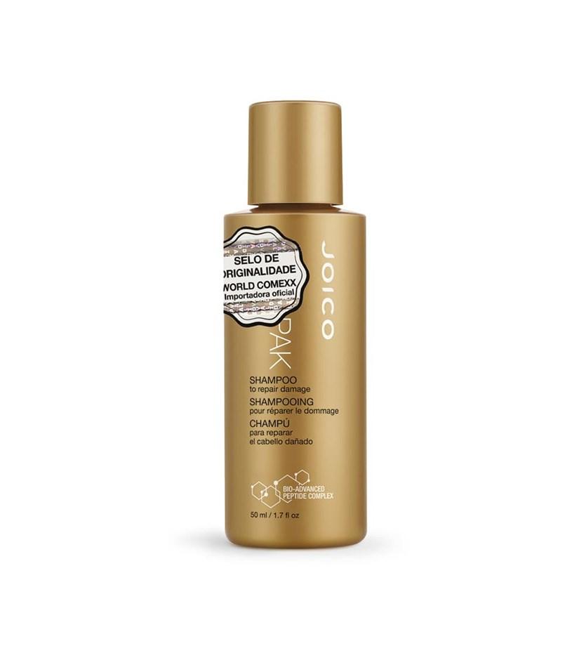 Shampoo Joico K-Pak To Repair Damage Miniatura 50 ml para Cabelos Danificados