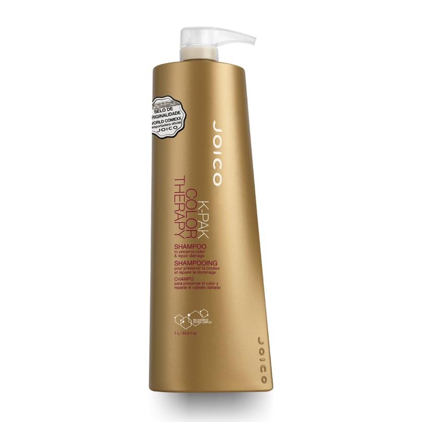 Shampoo para Cabelos Coloridos Joico K-PAK Color Therapy 1 Litro