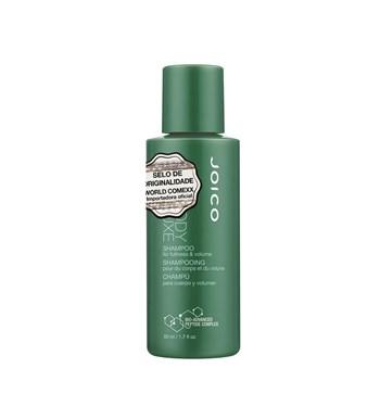 Shampoo para Dar Volume aos Cabelos Finos Joico Body Luxe Miniatura 50 ml
