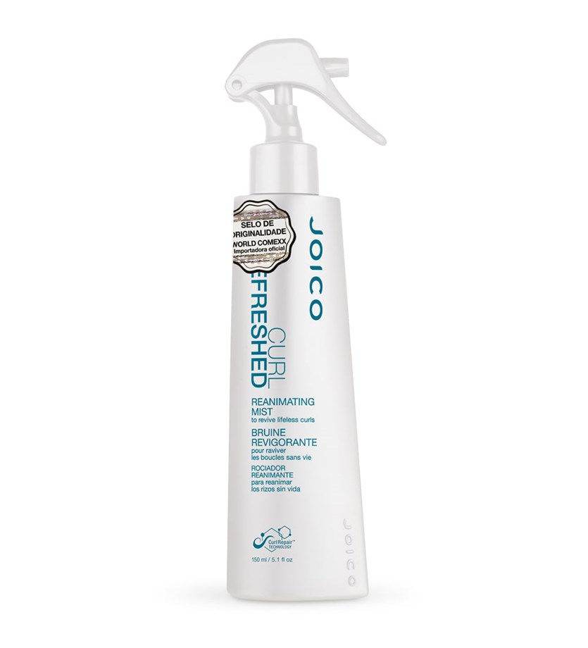 Spray Ativador de Cachos Joico Curl Refreshed Reanimating Mist 150 ml