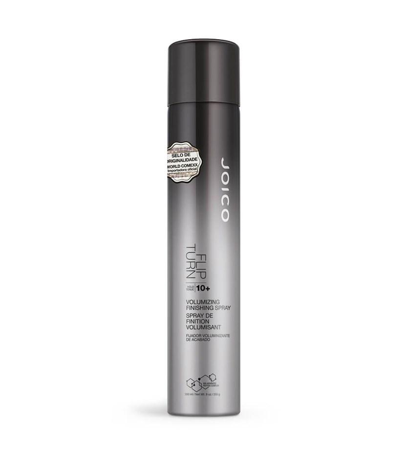Spray de Volume e Fixação Forte Joico Flip Turn Style & Finish 300 ml