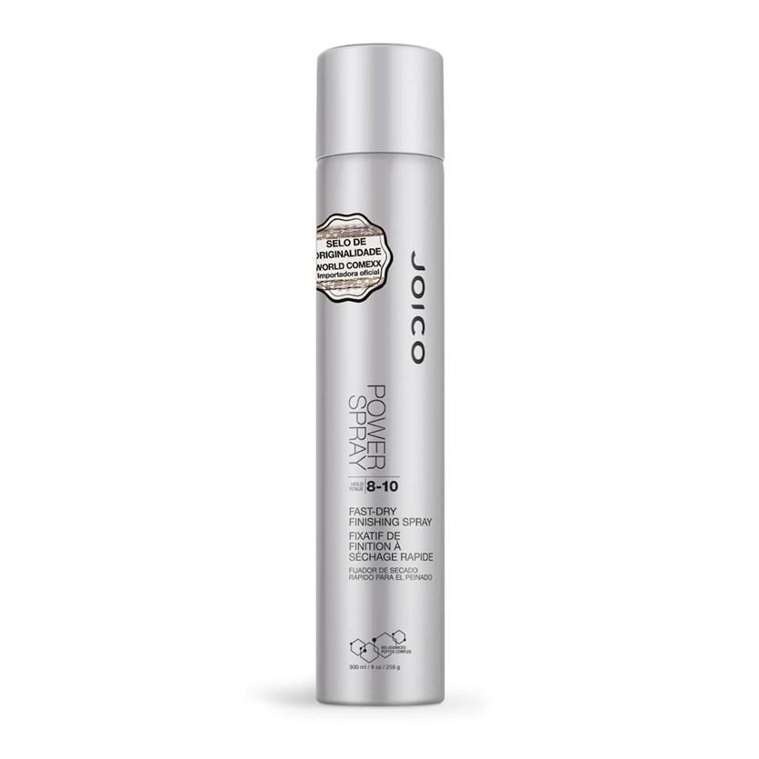 Spray Fixador Joico Power Spray 300 ml de Secagem Rápida